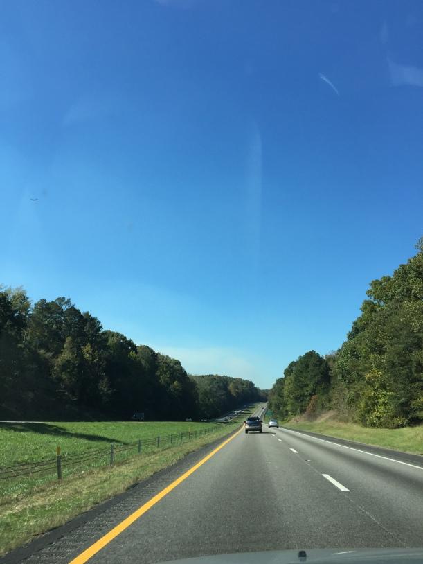 road to allume